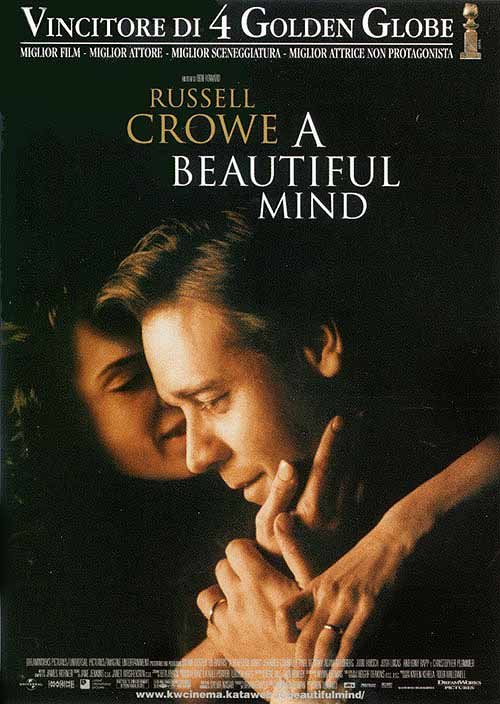 a movie analysis of a beautiful mind by russell crowe