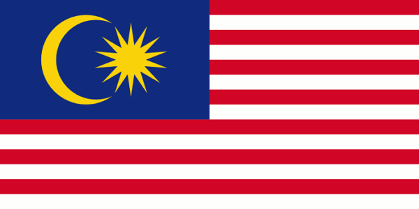 Top 10 countries with slowest internet connection_Flag_of_Malaysia