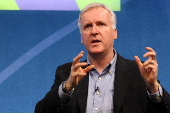 James Cameron- Insanely most successful college dropout